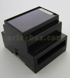 تصویر سه بعدی باکس تجهیزات الکترونیکی ریلی ماژولار ABR105-A2