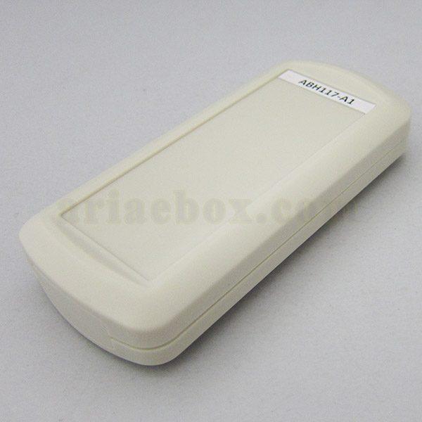 نمای سه بعدی باکس الکترونیکی متوسط پرتابل دستی ABH117-A1