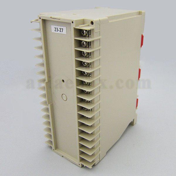 نمای سه بعدی باکس الکترونیکی 32 کاناله ریلی 23-27