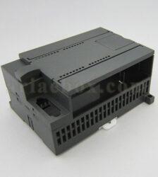 نمای سه بعدی باکس کنترلر S7-200 زیمنس ریلی 14-50