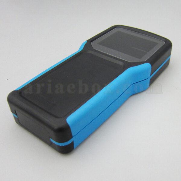 نمای سه بعدی باکس پلاستیکی دستی کنترلر 3 اینچ ABH102-A2