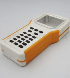 نمای سه بعدی بباکس الکترونیکی دستی با نمایشگر و صفحه کلید ABH101-A3