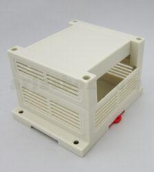 نمای سه بعدی باکس تبدیل فرکانس کنترل صنعتی ریلی ABR103-A12