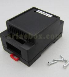 نمای سه بعدی باکس تغذیه الکترونیکی ریلی ماژولار ABR109-A2