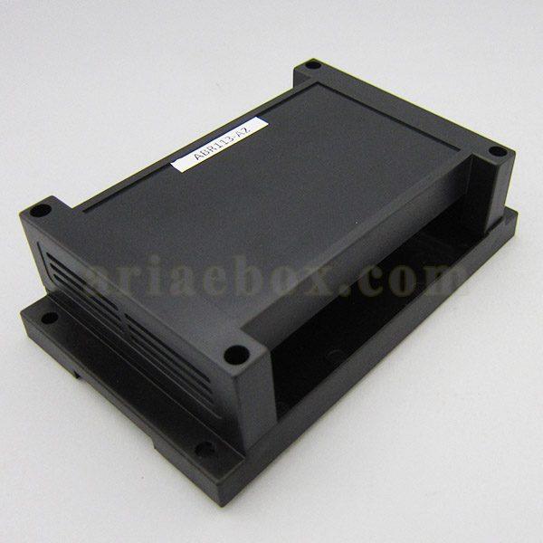 نمای سه بعدی باکس اینورتر صنعتی PLC ریلی ABR113-A2