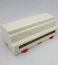 نمای سه بعدی باکس پلاستیکی فرستنده ریلی ماژولار ABR116-A1