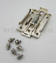 نمای سه بعدی براکت ریلی فلزی الکترونیکی بزرگ MH-06
