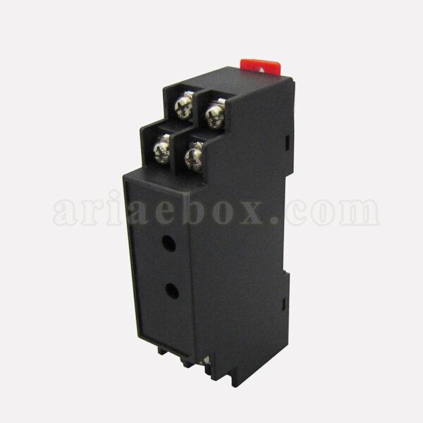 نمای سه بعدی باکس کنترلر الکترونیکی ریلی 15-12-3-A2
