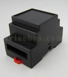 نمای سه بعدی باکس تجهیزات الکترونیکی ریلی ABR106-A2