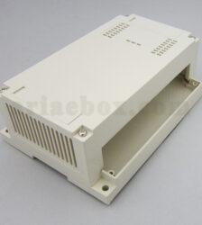 نمای سه بعدی باکس تجهیزات الکترونیکی PLC ریلی ABR101-A1