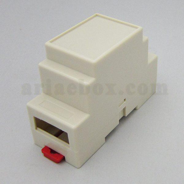 تمای سه بعدی باکس کوچک الکترونیکی ریلی ماژولار ABR108-A1