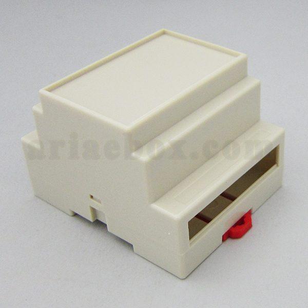 نمای سه بعدی باکس پلاستیکی ریلی تجهیزات الکترونیکی abr105-a1