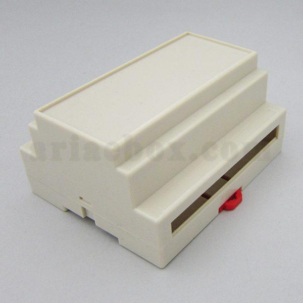 نمای سه بعدی باکس فرستنده تجهیزات الکترونیکی ریلی ماژولار ABR115-A1