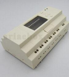 باکس پلاستیکی تجهیزات ریلی ماژولار 23-80A