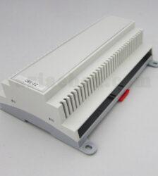 نمای سه بعدی باکس الکترونیکی تجهیزات کنترگرهای ریلی 23-180