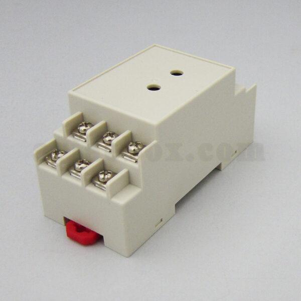 نمای سه بعدی باکس ریلی ایزوله ترنسمیتر صنعتی 15-52-A1