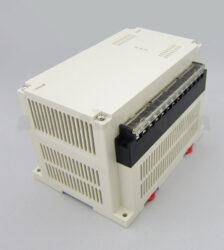 نمای سه بعدی باکس کنترل صنعتی PLC ریلی ماژولار ABR120-A1