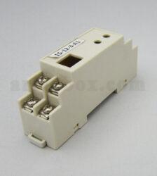 نمای سه بعدی باکس الکترونیکی ترانسمیتر ریلی ماژولار 15-12-3-A1
