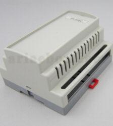 نمای سه بعدی باکس الکترونیکی ریلی ماژولار 23-156C