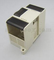 نمای سه بعدی باکس الکترونیکی تجهیزات PLC ریلی 14-83A1