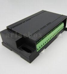 نمای سه بعدی باکس کنترلر دما ریلی ماژولار ABR126-A2