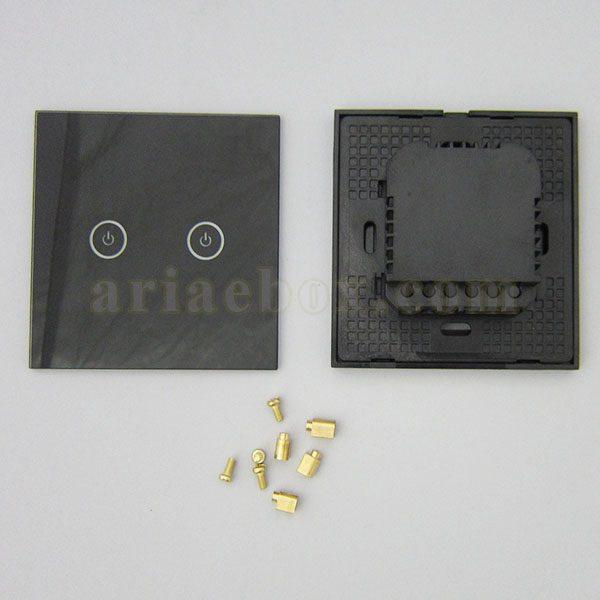تصویر پشت کلید لمسی S904-A2P2