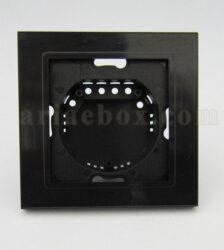 نمای سه بعدی فریم گرد و کندسوز کلید هوشمند frame S908-A2