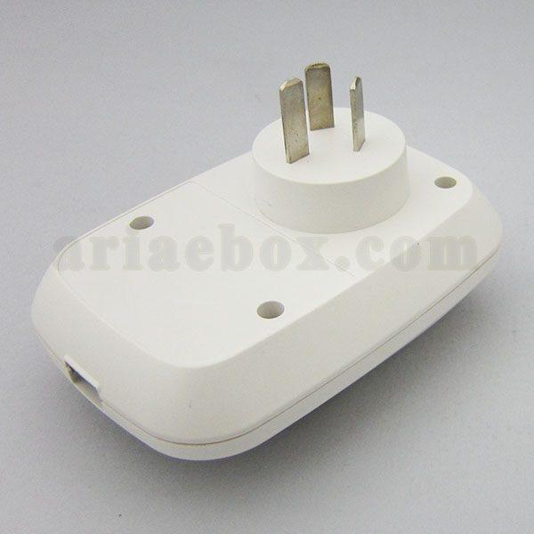 تصویر نمای سه بعدی پین های باکس smart plug