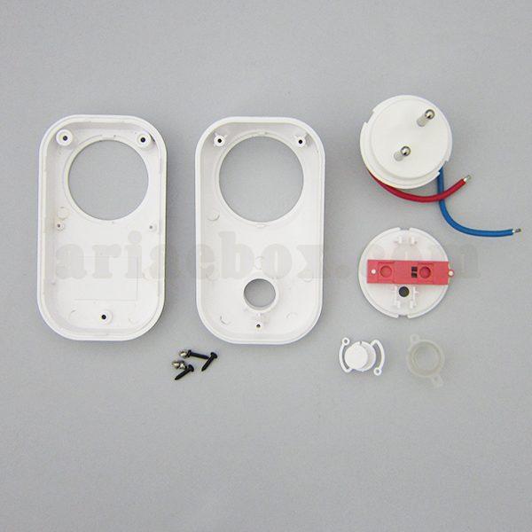 نمای داخلی سوکت تایمر وای فای خانه هوشمند Smart Plug 2