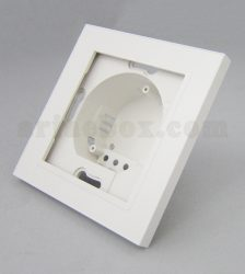 نمای سه بعدی فریم کلید لمسی خانه هوشمند frame S908-A1