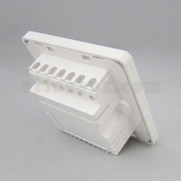 نمای سه بعدی فریم کلید لمسی استاندارد UK هوشمند Frame S902-A1
