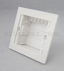 نمای سه بعدی فریم کلید لمسی استاندارد هوشمند Frame S901-A1