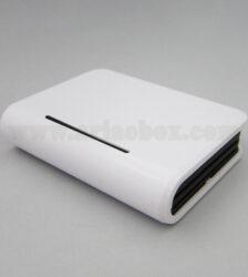 تصویر سه بعدی جعبه روتر/مودم تجهیزات شبکه ABN101-A1
