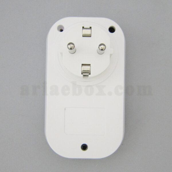 نمای جلوی سوکت تایمر وای فای خانه هوشمند Smart Plug 2