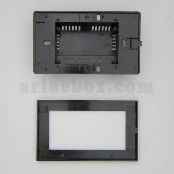 نمای روبروی فریم کولری کلید لمسی هوشمند Frame S903-A2