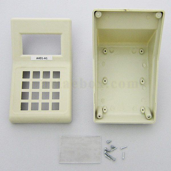 نمای داخلی باکس رومیزی A401-A1