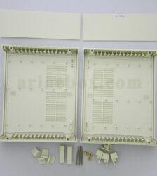 نمای داخلی باکس رومیزی شیبدار 15-33 سفید