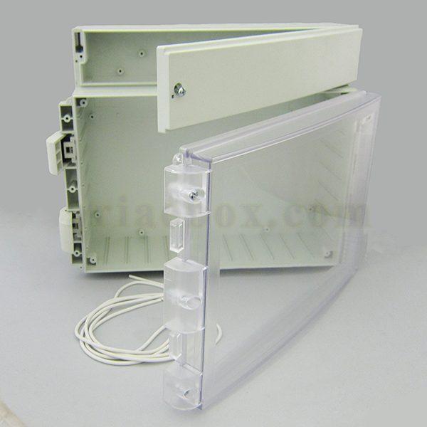 نمای باز باکس ضدآب گوشواره دار مدل 11-194T