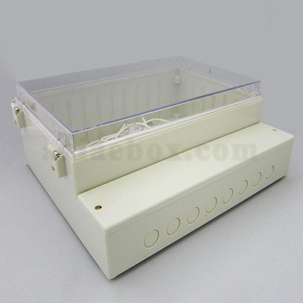 نمای سه بعدی گوشواره دار ضدآب مدل 11-23T