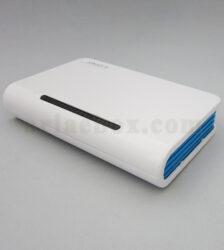 تصویر سه بعدی جعبه الکترونیکی بیسیم تجهیزات شبکه ABN101-B
