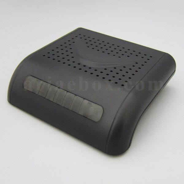 تصویر نمای سه بعدی جعبه بیسیم تجهیزات شبکه ABN104-A2