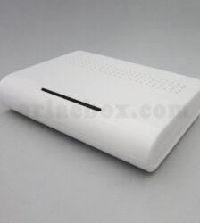 تصویر نمای سه بعدی باکس الکترونیکی مخابراتی تجهیزات شبکه ABN102-A1