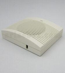 نمای سه بعدی باکس رومیزی اسپیکری ساده ABD129-A1