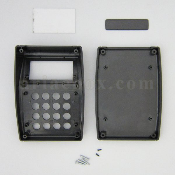 نمای داخلی باکس رومیزی ساده B302-A2