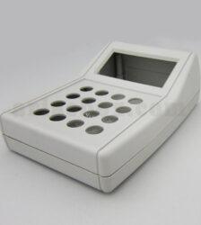 نمای سه بعدی باکس رومیزی شیبدار B302-A1