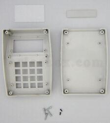 نمای داخلی باکس رومیزی ساده B301-A1