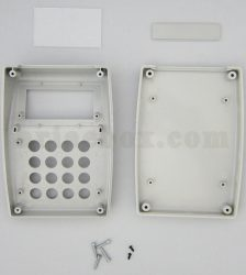نمای داخلی باکس رومیزی ساده B302-A1