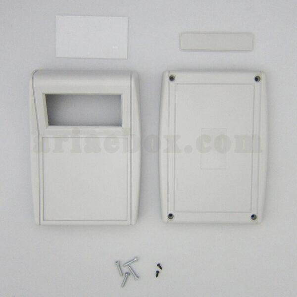 نمای بیرونی باکس رومیزی ساده B300-A1