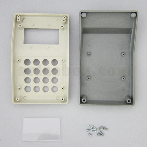 نمای داخلی باکس رومیزی کیپدی/شیبدار A202-A1