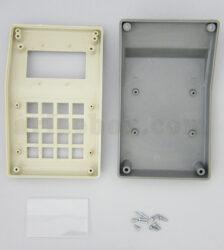 نمای داخلی باکس رومیزی کیپدی/شیبدار A201-A1